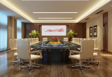 会议室装修效果