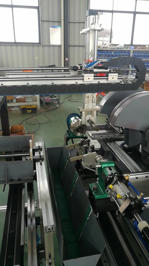 自动化打磨设备