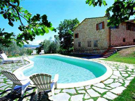 别墅游泳池