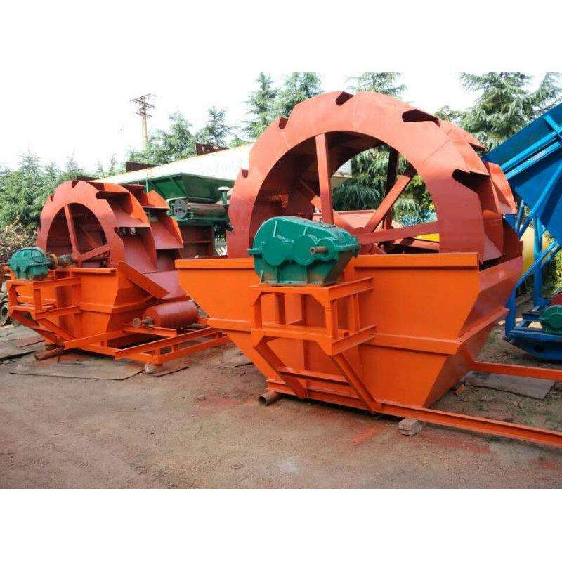 选购质量好的挖斗式洗沙机当选瀚东环保设备 挖斗式洗砂机订做
