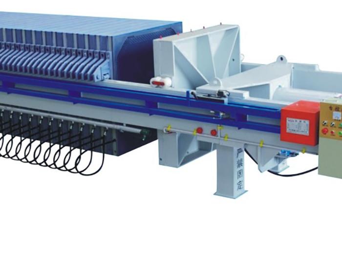 河南隔膜压滤机厂家:设备的类型和保养知识