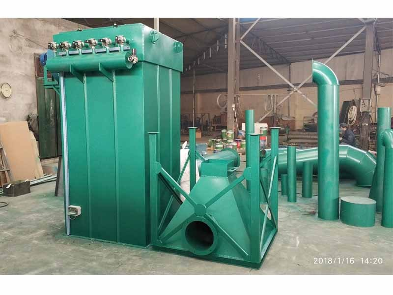 脉冲袋式除尘器风机的作用