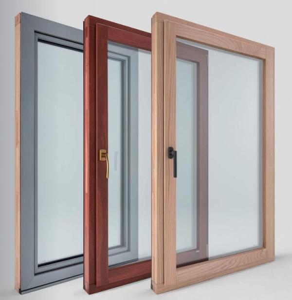M4时尚系统铝包木窗