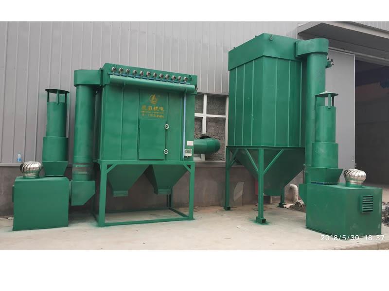 可信赖的滤筒除尘器厂家就是郑州晨航机电|济源滤筒除尘器批发厂家