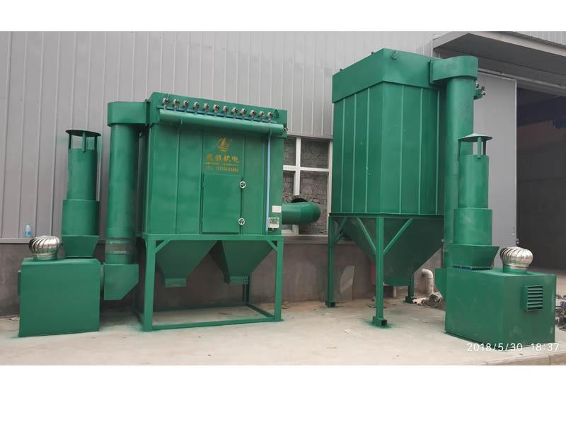 郑州晨航机电中频炉除尘设备厂家|除尘设备厂家