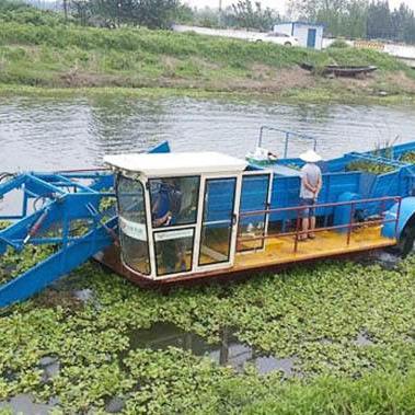 半自动割草船在业界的需求量大幅增加