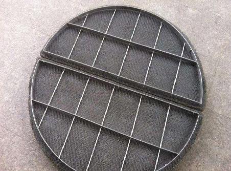 湿电除尘器