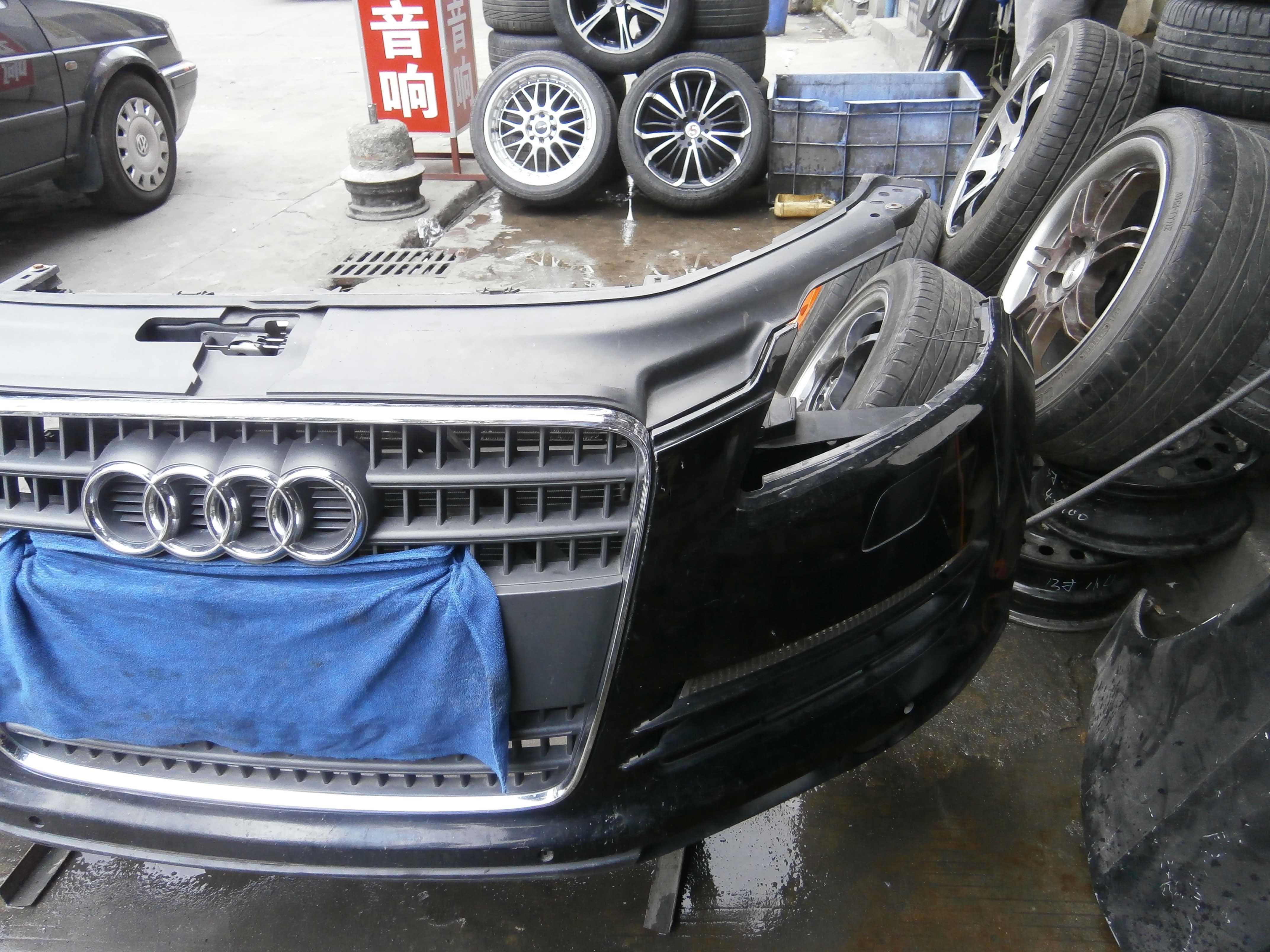 品质保障的,广东高质量的奥迪07-10/Q7前嘴哪里有售
