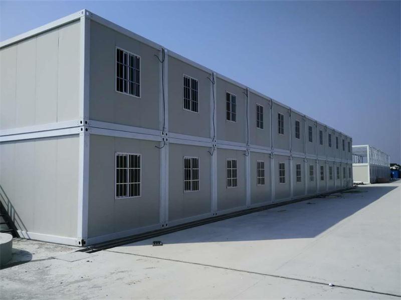住人集装箱出租的建设材料