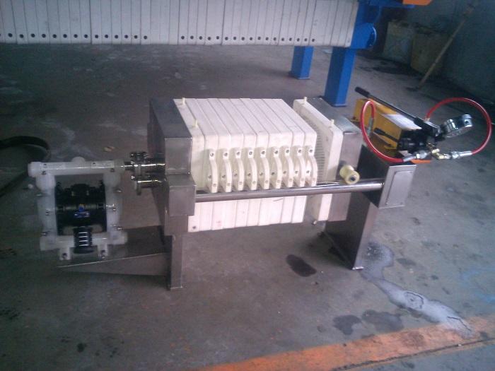 许昌质量良好的手动液压压滤机批售-四川手动液压压滤机厂家直销