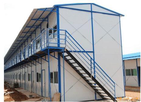 轻钢房屋厂:什么是木纹挂板材料