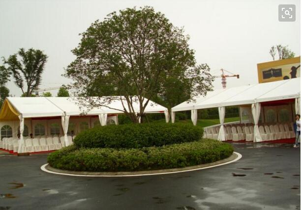 郑州篷房租赁:篷房装饰有哪些是不可碰的