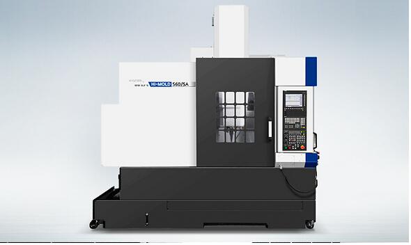 高性能5轴加工Hi-MOLD560/5A