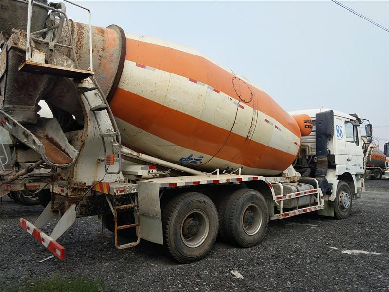 散装水泥搅拌车怎么开才省油以及应急救援措施