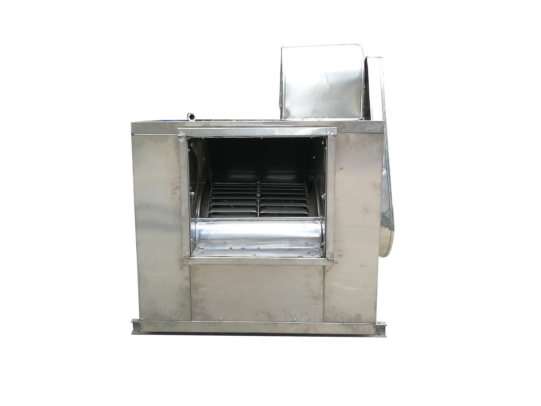 广东质量好的DTF不锈钢厨房专用风柜出售-耐高温轴流风机出售