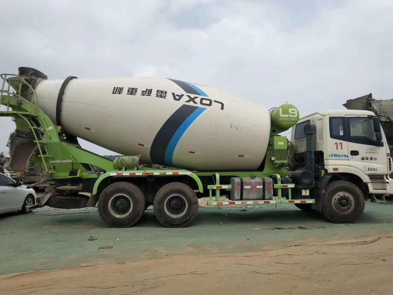 二手45立方散装水泥罐的维护工作及必要配置