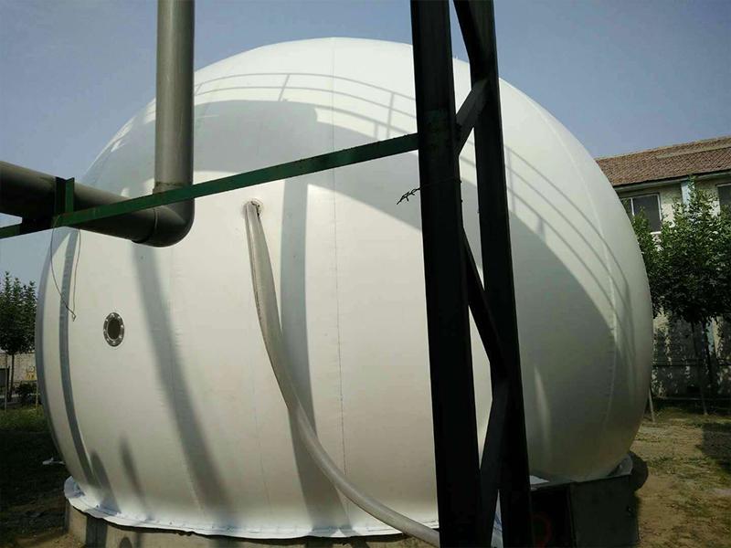 青岛沼气双膜储气罐标准,临沂双赢环保必威体育备用提供好用的沼气储气柜
