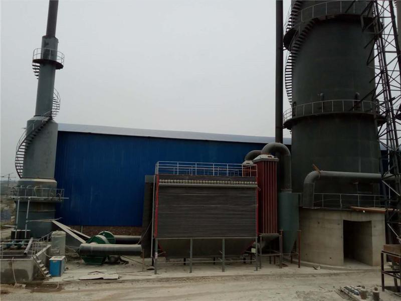 环保脱硫除尘设备工程