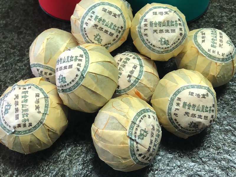 德庆县新一代农业开发有限销量好的新会柑山里红茶出售_柑山里红茶报价