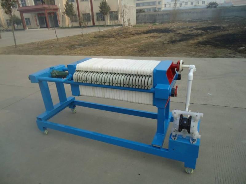 千斤顶压滤机