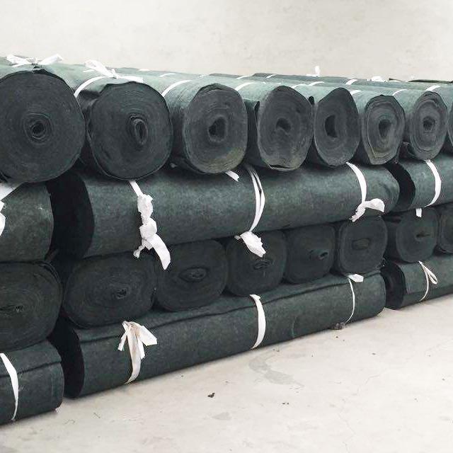 灰色无纺布的铺设方式及其性能与作用介绍