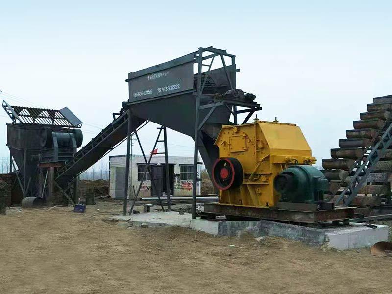 洗沙破碎机设备日常保养贴士