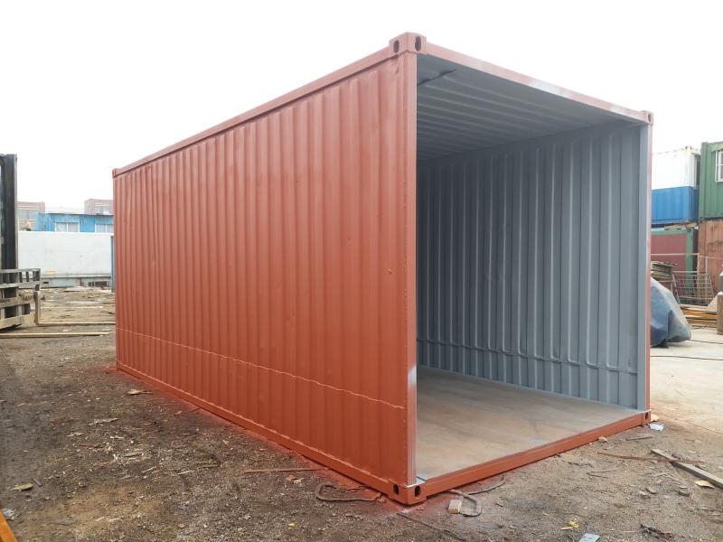 6米集装箱车库