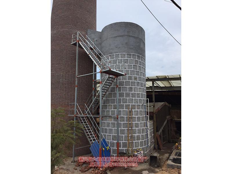 麻石脱硫塔厂家-大量供应质量好的麻石脱硫塔