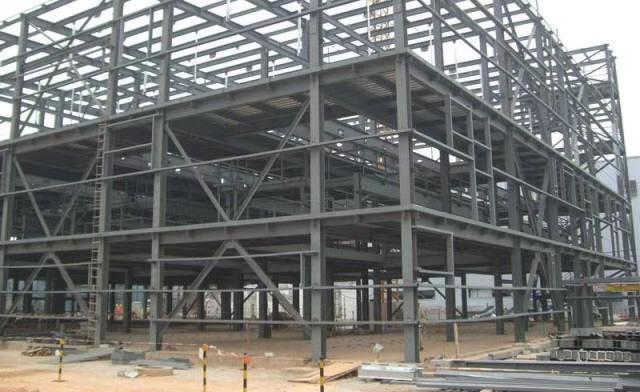 河南多层钢结构民房