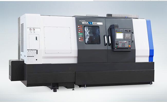 高性能卧式车床L400C | L400LC