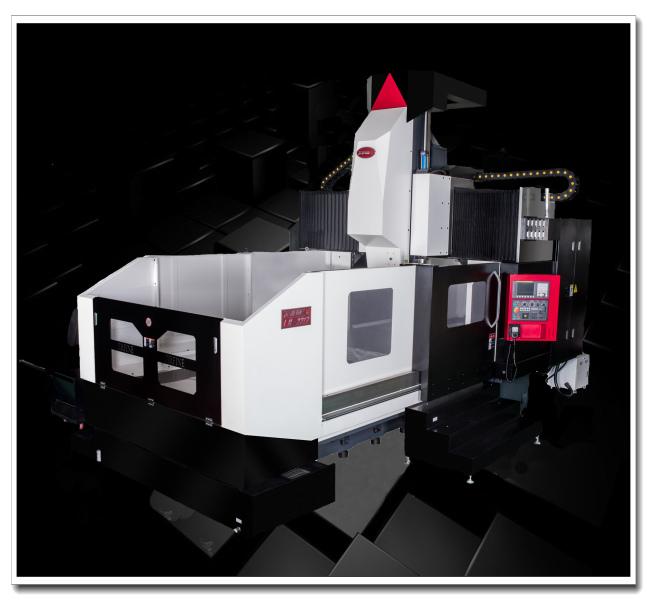 高刚性龙门加工中心LM-3013