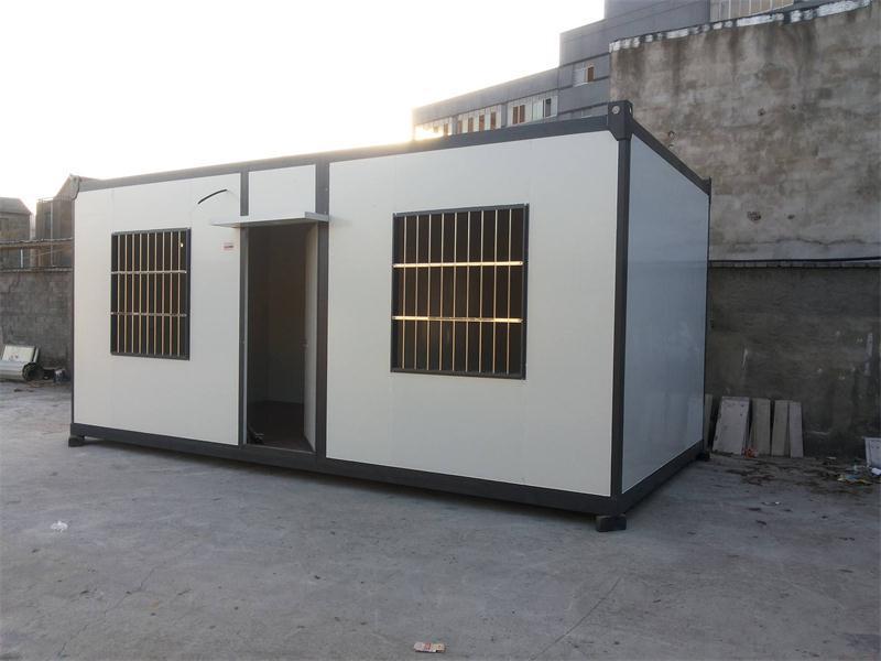 工地移动板房出租的维护措施和材质选择