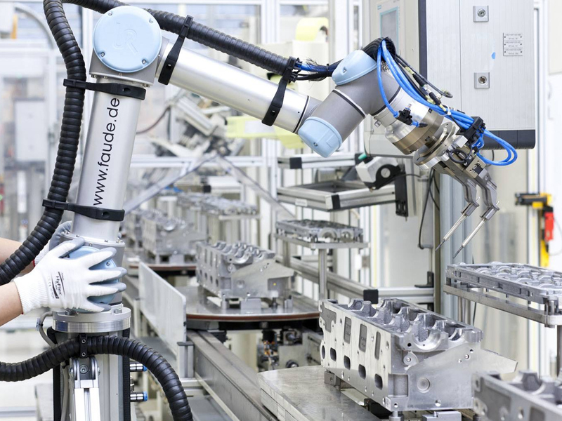 自动化在工业上带来的影响