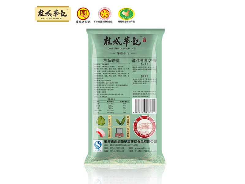 廣東有什么特產 廣東優惠的叉燒裹蒸粽供應