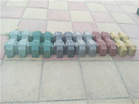 河南井字型植草砖
