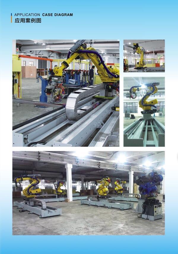 苏州哪里有供应优良的第七轴机器人_昆山第七轴机器人