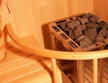 桑拿设备的设计特点,桑拿设备中桑拿石怎么使用?