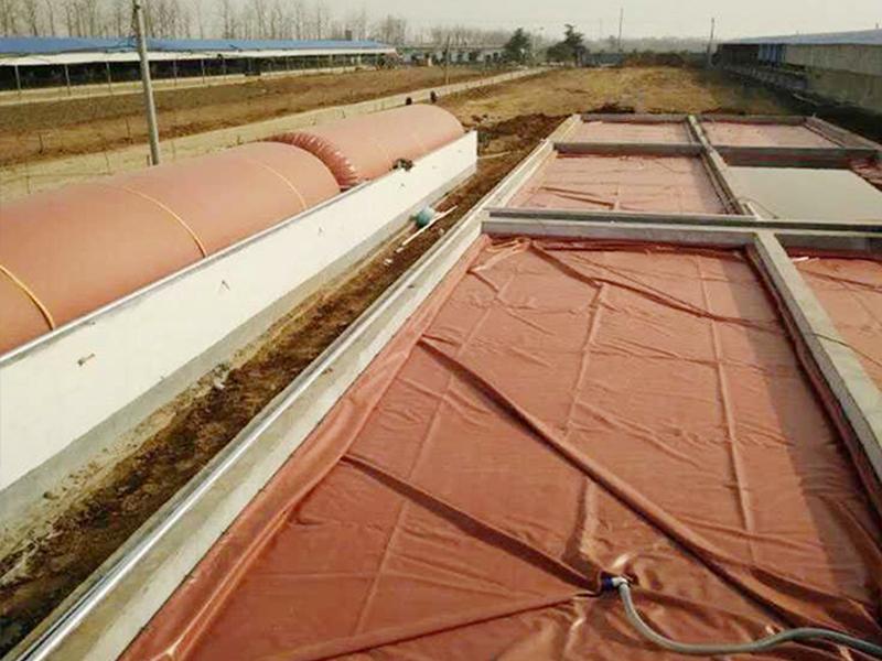 规模大的红泥储气袋公司_养殖红泥储气膜生产厂家