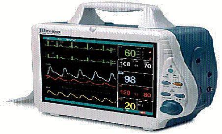 便携式心电图机