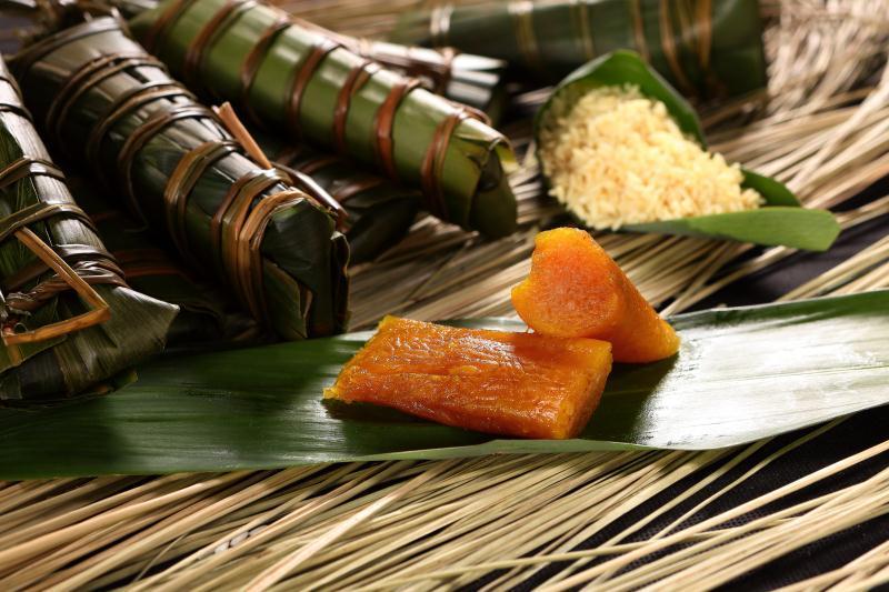 肇庆传统纯枧水粽