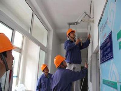 去哪找可靠的安防监控工程合作 中国上废气净化性价比高