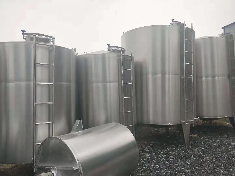 上哪能买到性价比高的二手不锈钢储罐_二手石油储存罐