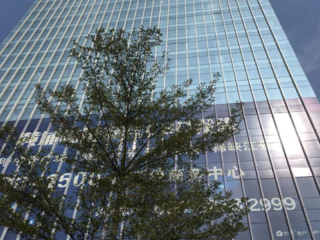 鑫行石油化工办公楼外观