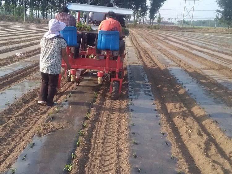 白菜移栽机厂家谈电器线路检修贴士