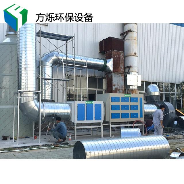 宁夏环保设备操作方法_临沂方烁环保专业供应UV光氧净化器