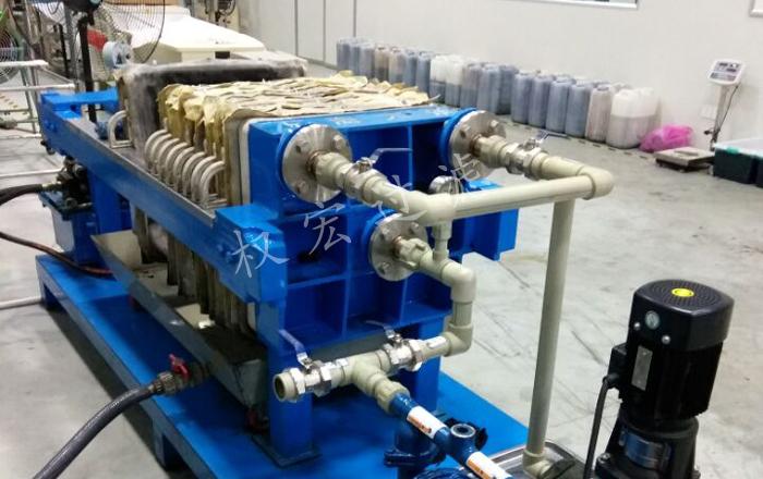 「四川压滤机厂家」压滤机的基本工作循环介绍及如何确保润滑油的清洁度
