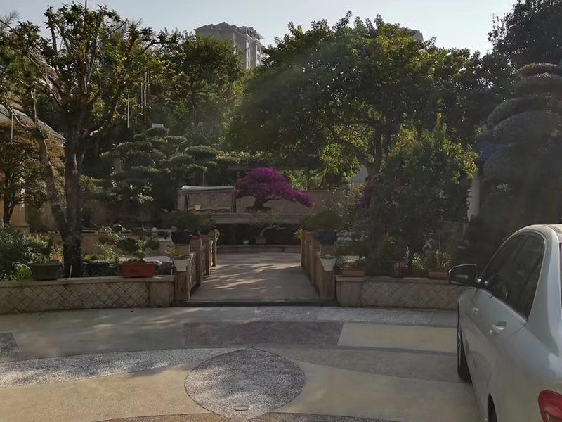 標準泳池設計方案_花園整體規劃設計施工技術哪家專業