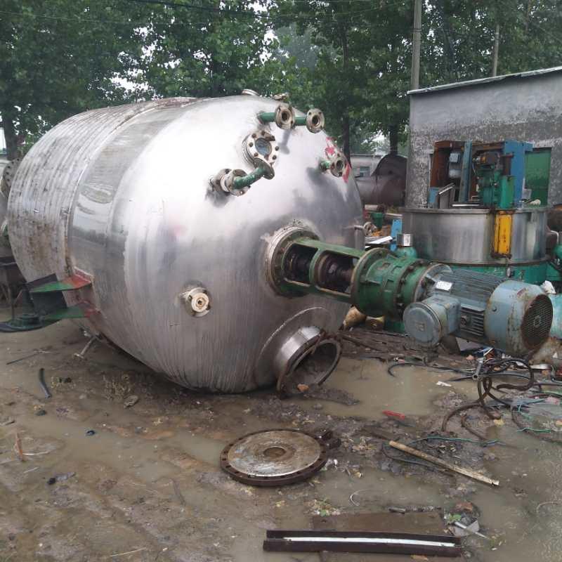 二手不锈钢反应釜