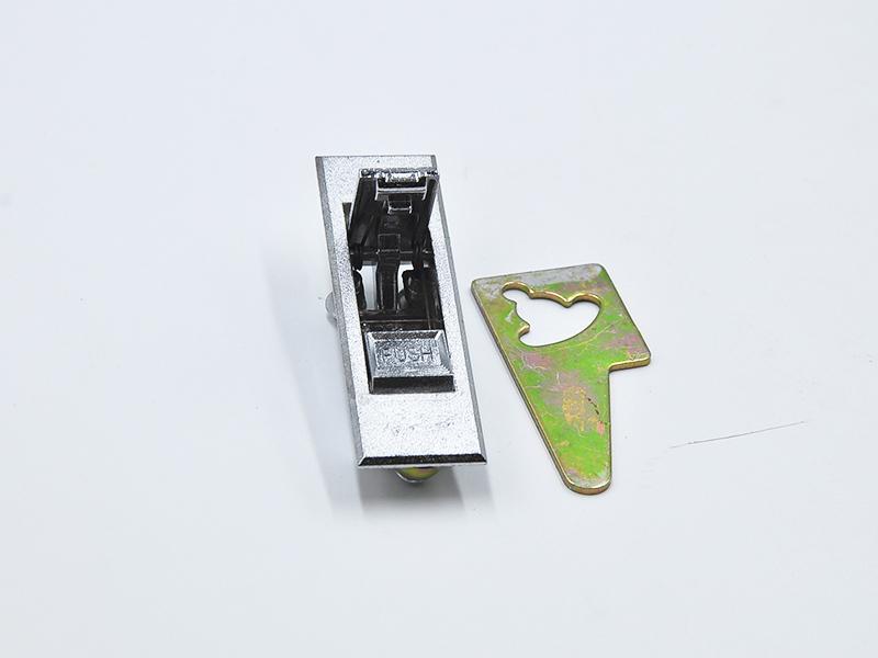 联动抽屉锁,合顺五金提供专业的电箱锁