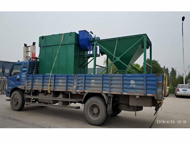 想买高性价布袋除尘器,就来郑州晨航机电-山东布袋除尘器